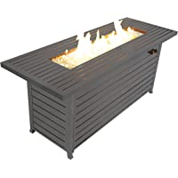 Legacy Heating Rectangular Fire Pit Table