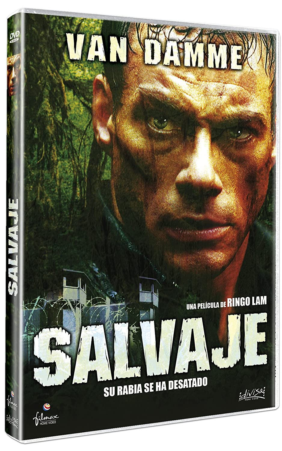 In Hell Salvaje Import Movie European Format Zone 2 Jean Claude Van Damme Movies Tv