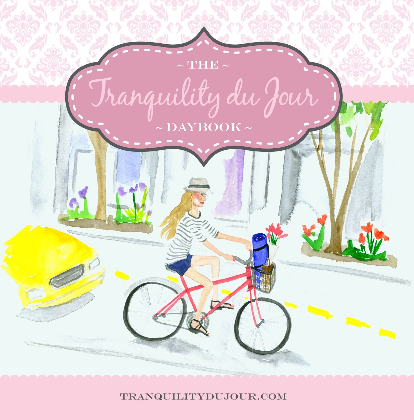 Tranquility du Jour Daybook: Kimberly Wilson, Mary Catherine Starr:  9781620302972: Amazon.com: Books