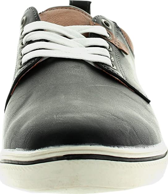 Amazon.com | Marco Vitale Mens 32043 Casual Lace Up Oxfords Shoes | Oxfords