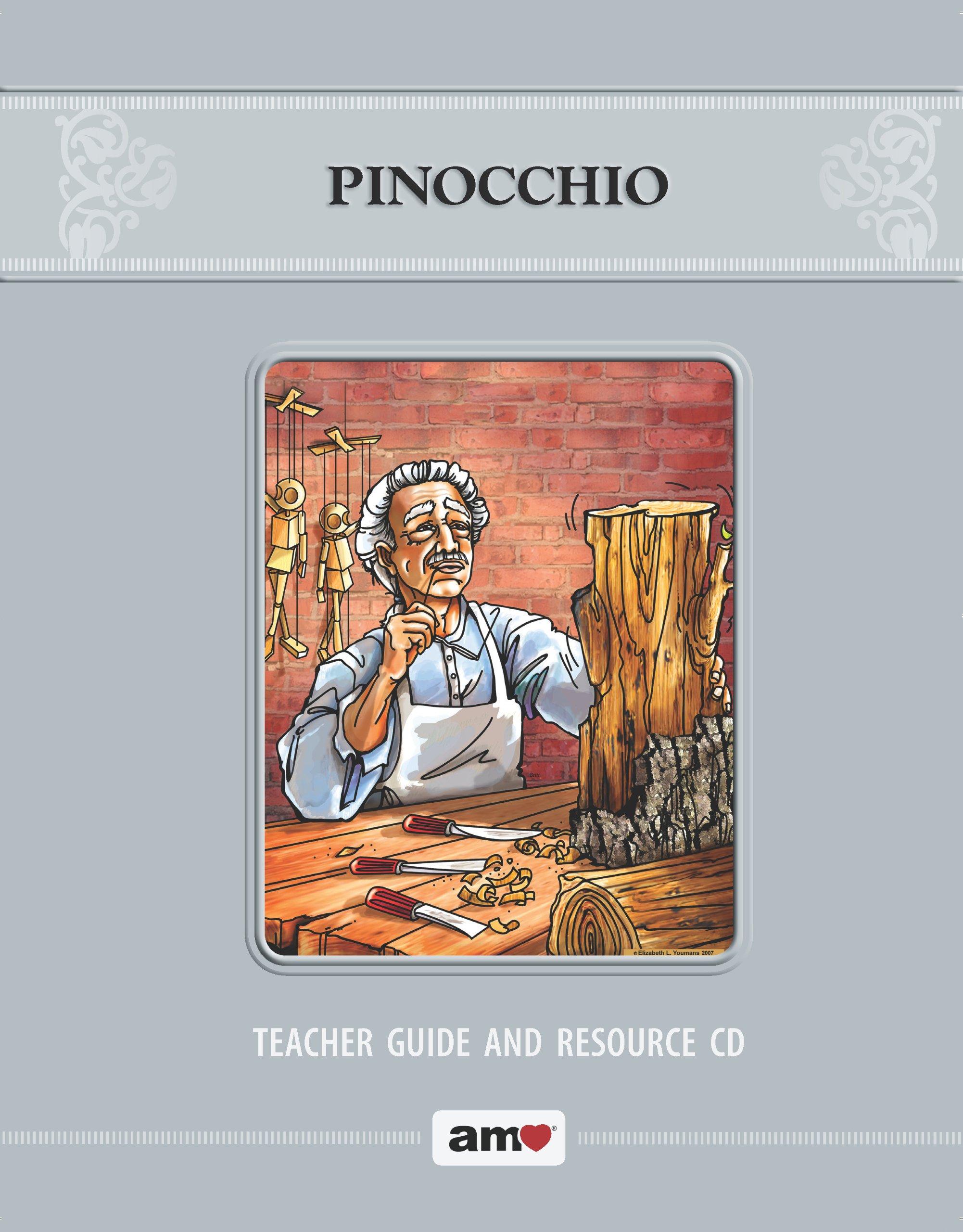Download Pinocchio Teacher Guide and Resource CD (Classic Children's Literature and The Arts) pdf epub