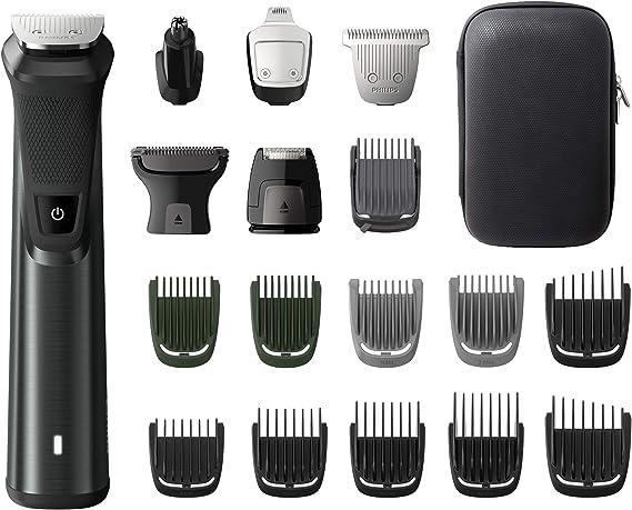Philips MULTIGROOM Series 7000 MG7785/20 cortadora de pelo y ...