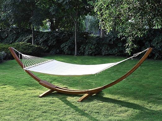 Hamaca de madera Relax -