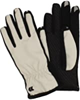 Isotoner Women's Smartouch Matrix Touchscreen Glove