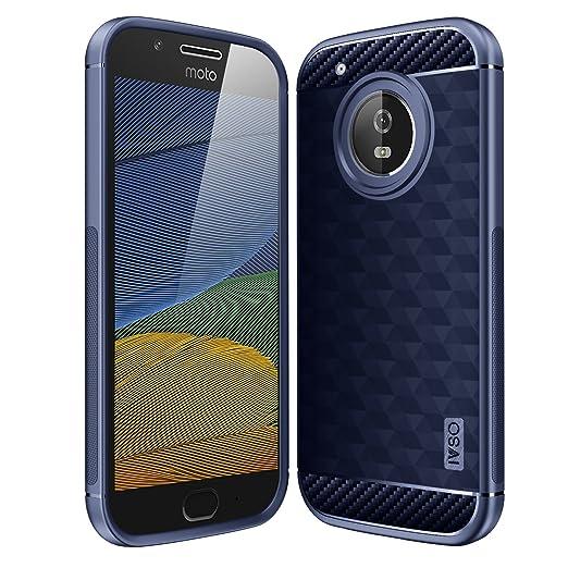 5 opinioni per Moto G5 Plus custodia cover caso, KuGi ® Moto G5 Plus custodia protattiva caso-