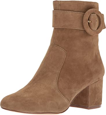 Quilby Suede Ankle Boot