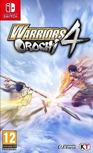 Warriors Orochi 4 para Nintendo SWITCH: Amazon.es: Videojuegos