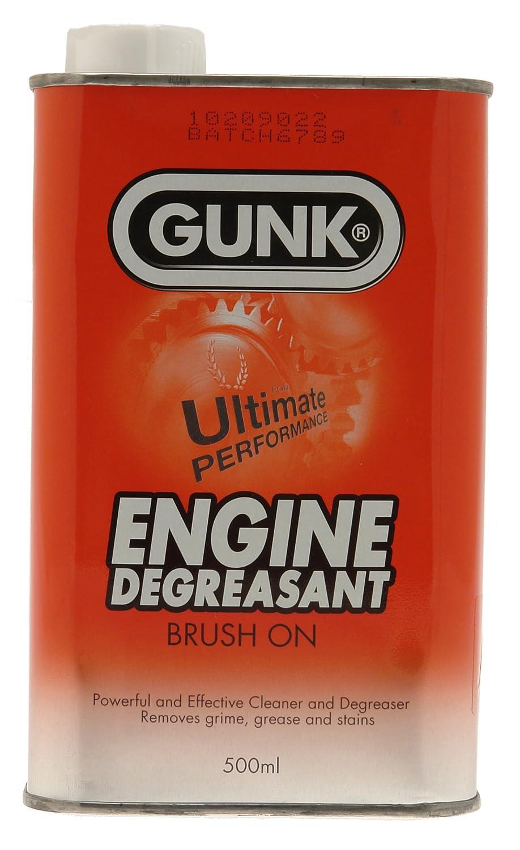 GUNK GK6732 Engine Degreasant Tin, 500 ml