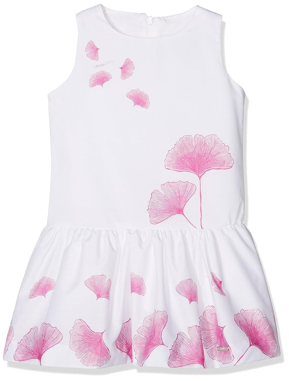 d6dc1abfd Conguitos Vestido Niña Flores Rosa Niñas: Amazon.es: Ropa y accesorios