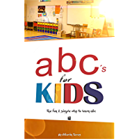 ABC´s for Kids: The fun & simple way to learn abc (English Edition)