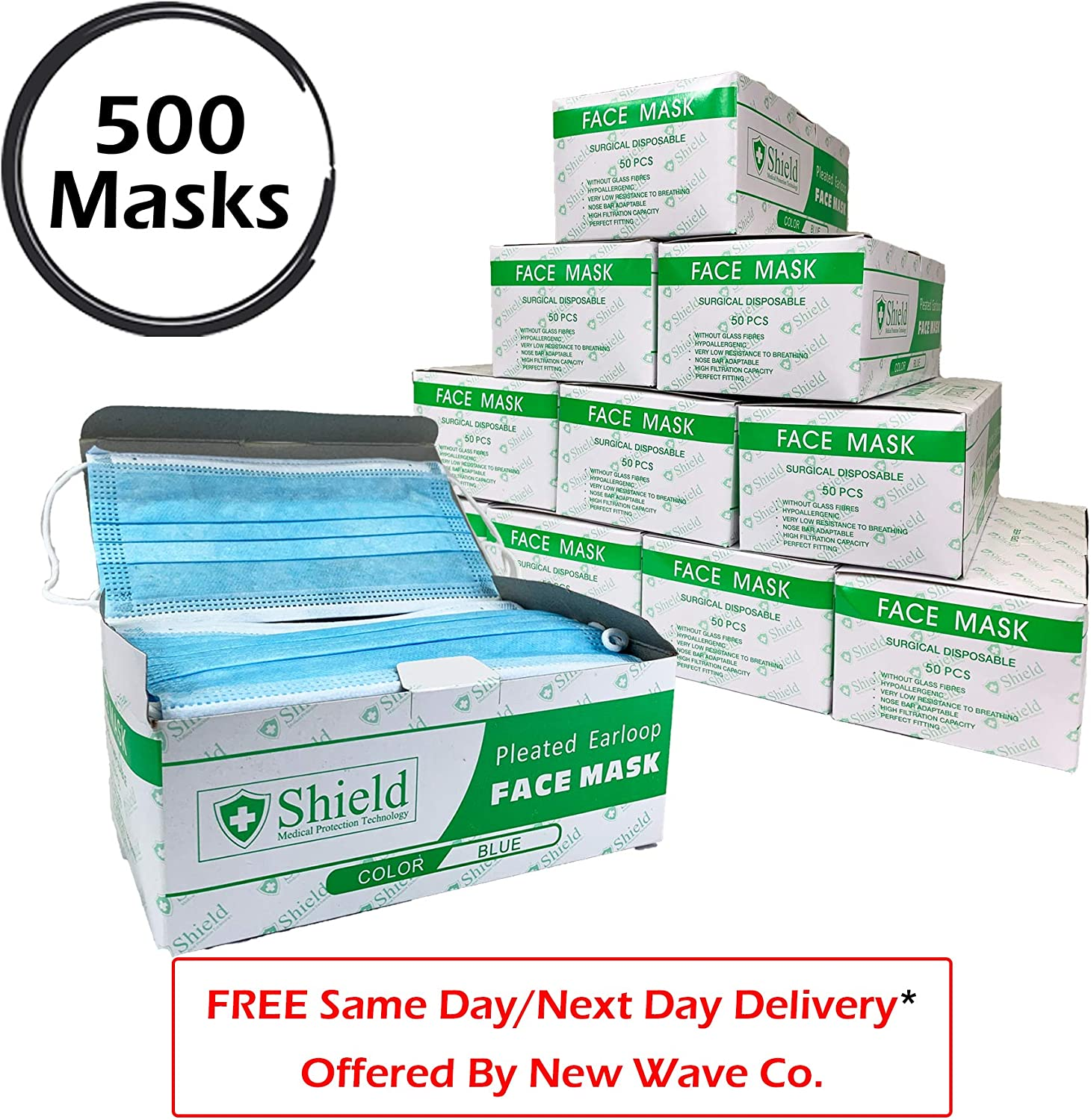 surgical disposable face masks medical dental