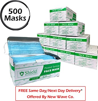 disposable face mask medical 3m