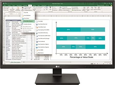 Lg 27bk550y B 68 58 Cm Business Led Monitor Schwarz Computer Zubehör