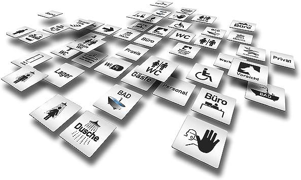 AEG Logo Edelstahl Schild Größe 32x32cm Kein Emailschild