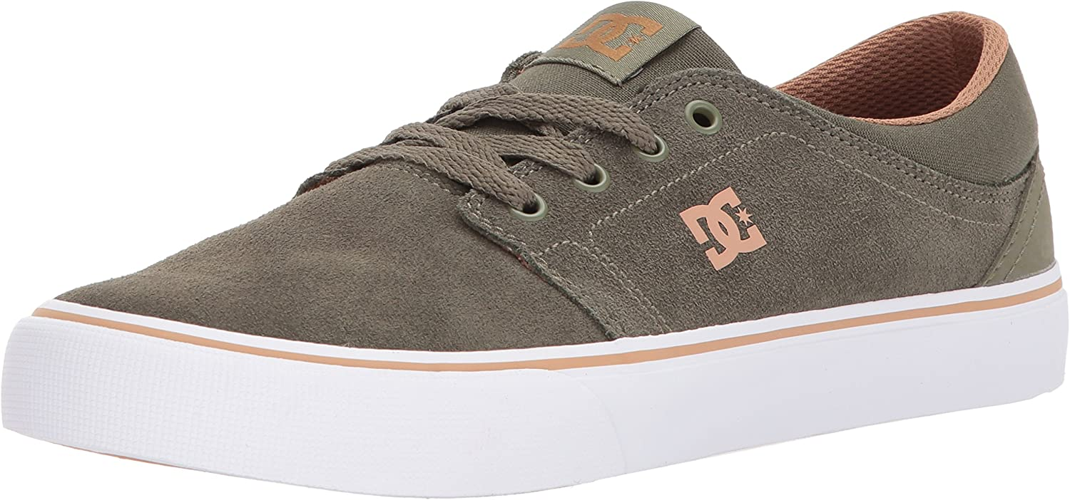 DC Men s Trase Sd Skate Shoe