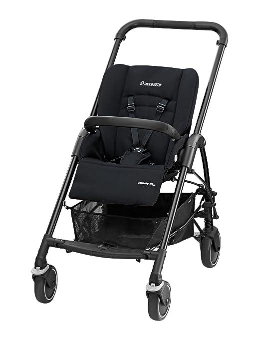 Maxi-Cosi Streety Plus Mix y Match carrito de bebé (negro): Amazon ...