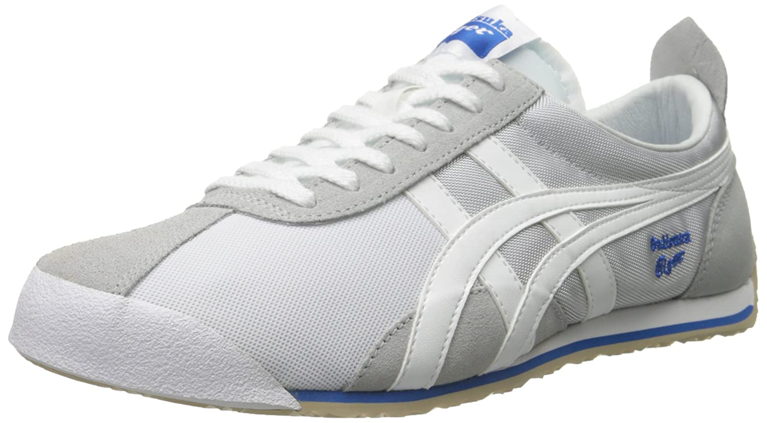 buy online d0f85 a0ba0 Onitsuka Tiger Fencing Shoe, White/White, 10 M US: Amazon.co ...