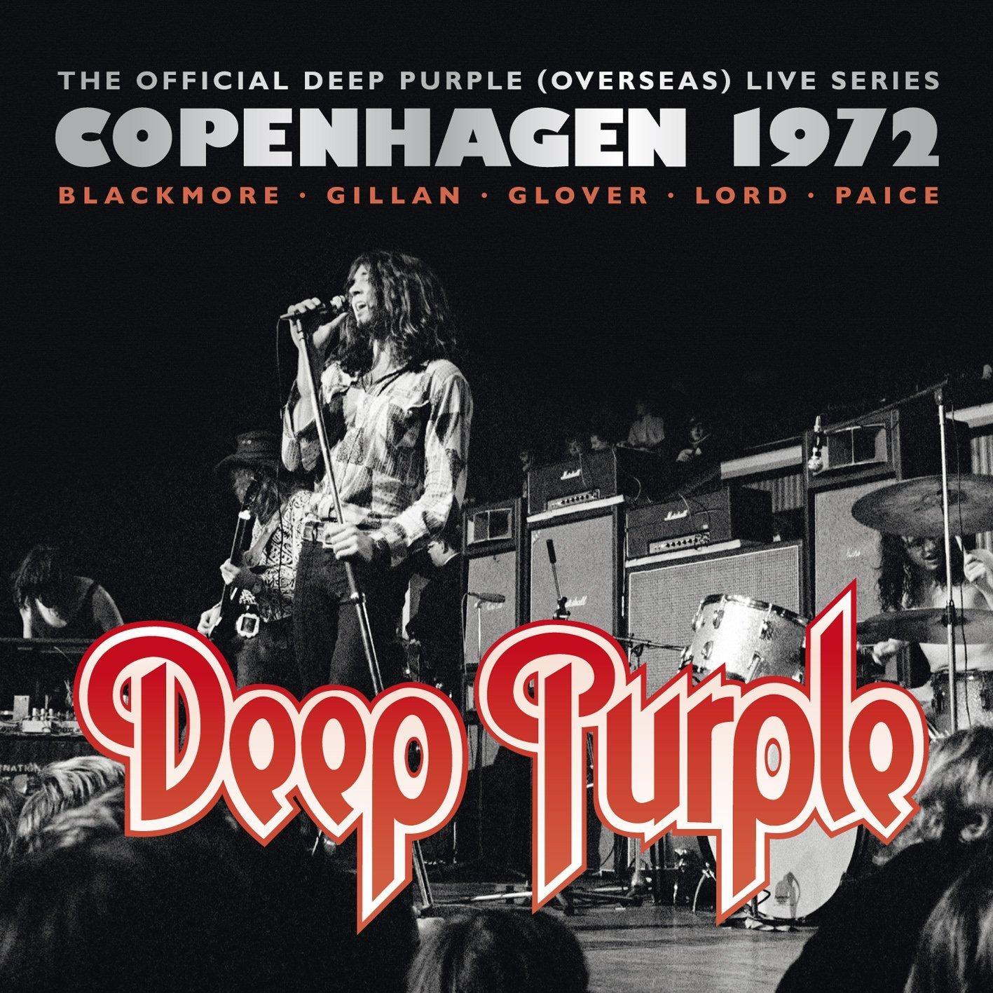 Deep Purple - Copenhagen 1972 [Alemania] [DVD]: Amazon.es: Deep ...