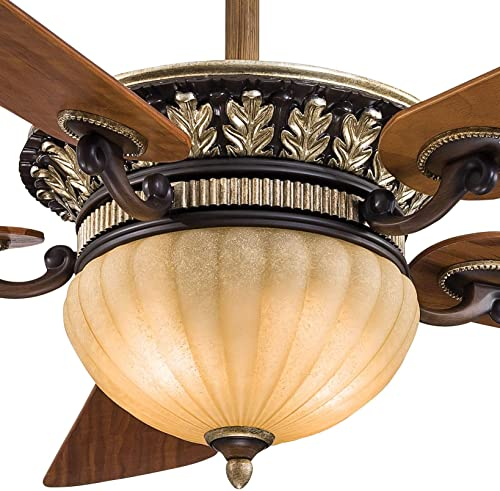 Minka-Aire F702-BCW Volterra 52 Inch Ceiling Fan