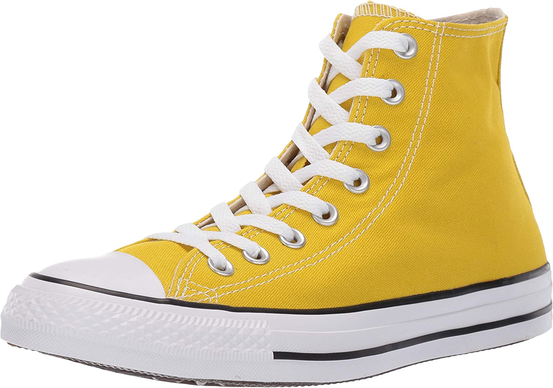 mustard colour converse