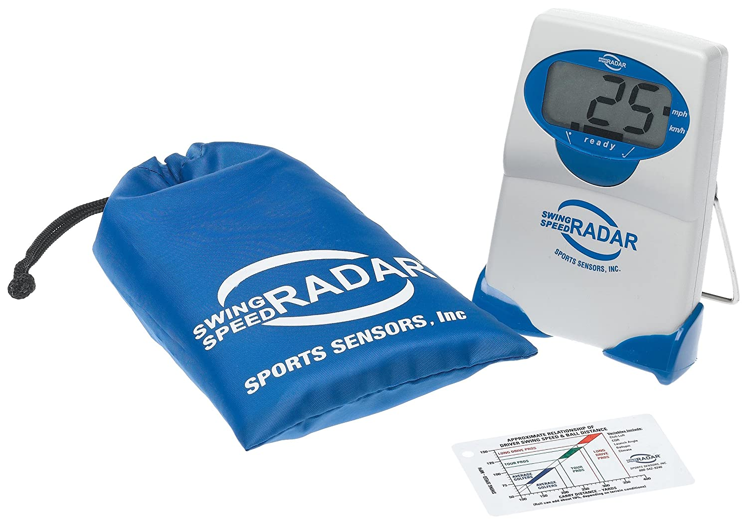 Sports Sensors - Radar de Velocidad de Swing: Amazon.es ...