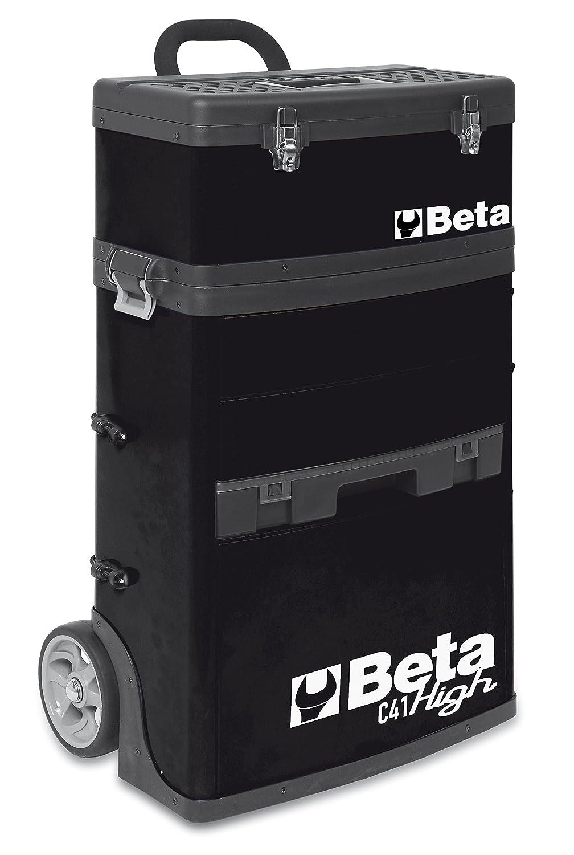 Beta C41H ツーモジュール ツールトローリー ブラック (C41H/N) B00URIWX7I