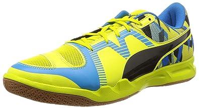 Indoor 5 Jaune Multisport Homme sulphur Evoimpact Chaussures Puma x5UIvq