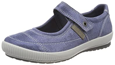 Womens Tanaro Trainers, Blue (Blue), 5 UK Legero