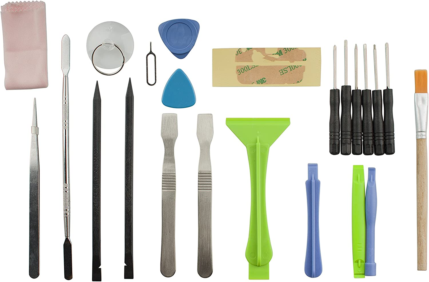 23 in 1 Laptop Repair Multi Opening Tools Kit Precision Screwdriver Set for Cell Mobile Phone Tablet PC