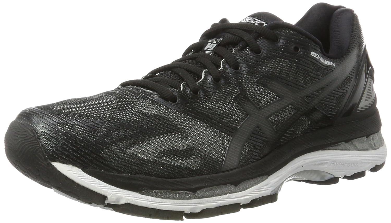 Asics Gel-Nimbus 19, Zapatillas de Running para Mujer 36 EU|Negro (Black/Onyx/Silver)