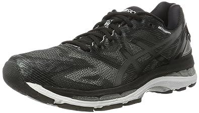 Asics T750n9099, Chaussures de Running Femme, Noir (Black/Onyx/Silver), 35.5 EU
