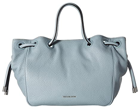 0521c08f6ff2d6 MICHAEL Michael Kors Dalia Large Shoulder Tote Dusty Blue Tote Handbags