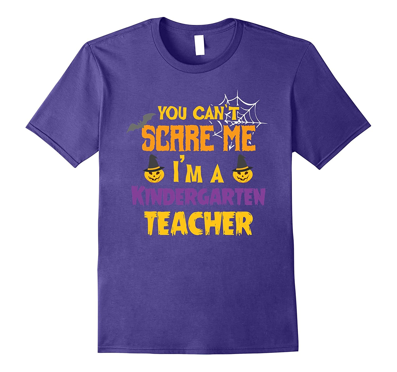 You Can't Scare Me I'm a Teacher Halloween School Costume-Art