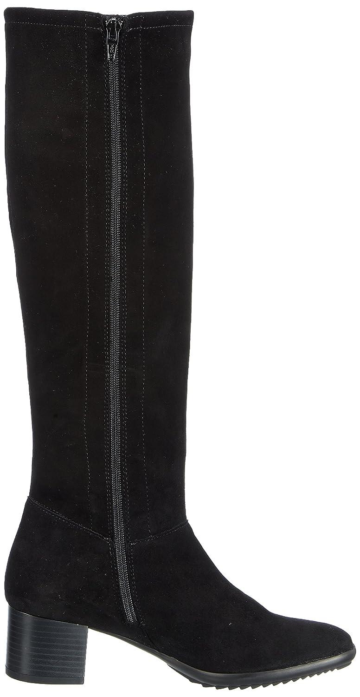 bfa6bb5f Peter KaiserCosmina - Botas Plisadas Mujer, Color Negro, Talla 39 EU:  Amazon.es: Zapatos y complementos