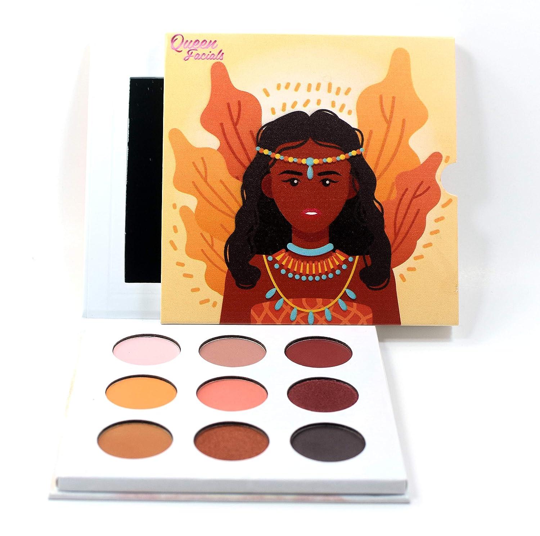 Wendkuuni Eyeshadow Palette by Queen Facials