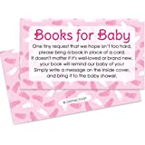 Amazoncom 30 Baby Shower Invitations Girl with Envelopes 30 Pack