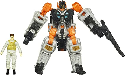 HASBRO ® 29619 Transformers Mechtech Human Alliance Tungsten /& Thunderhead