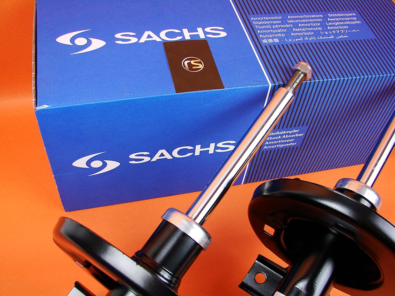 Sachs 2x stossdämpfer amortiguadores gas la presión del gas en la parte delantera