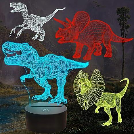 Toddler Birthday Gifts Dino Lover Hand-Knit Dinosaurs Knit Dino Dinosaur Friends