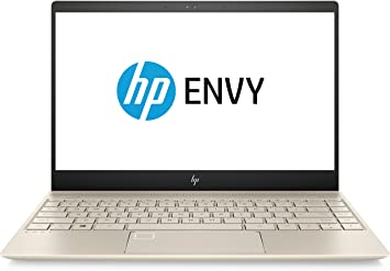 HP Envy 13 DE ad006ng Ordenador Portatil Oro i7 - 7500u SSD Full HD GT MX150 Windows 10: Amazon.es: Informática