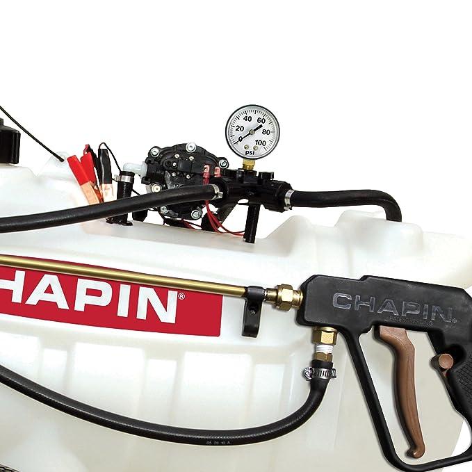 Amazon.com : Chapin 97700 25-Gallon, 12-volt EZ Tow Dripless ...