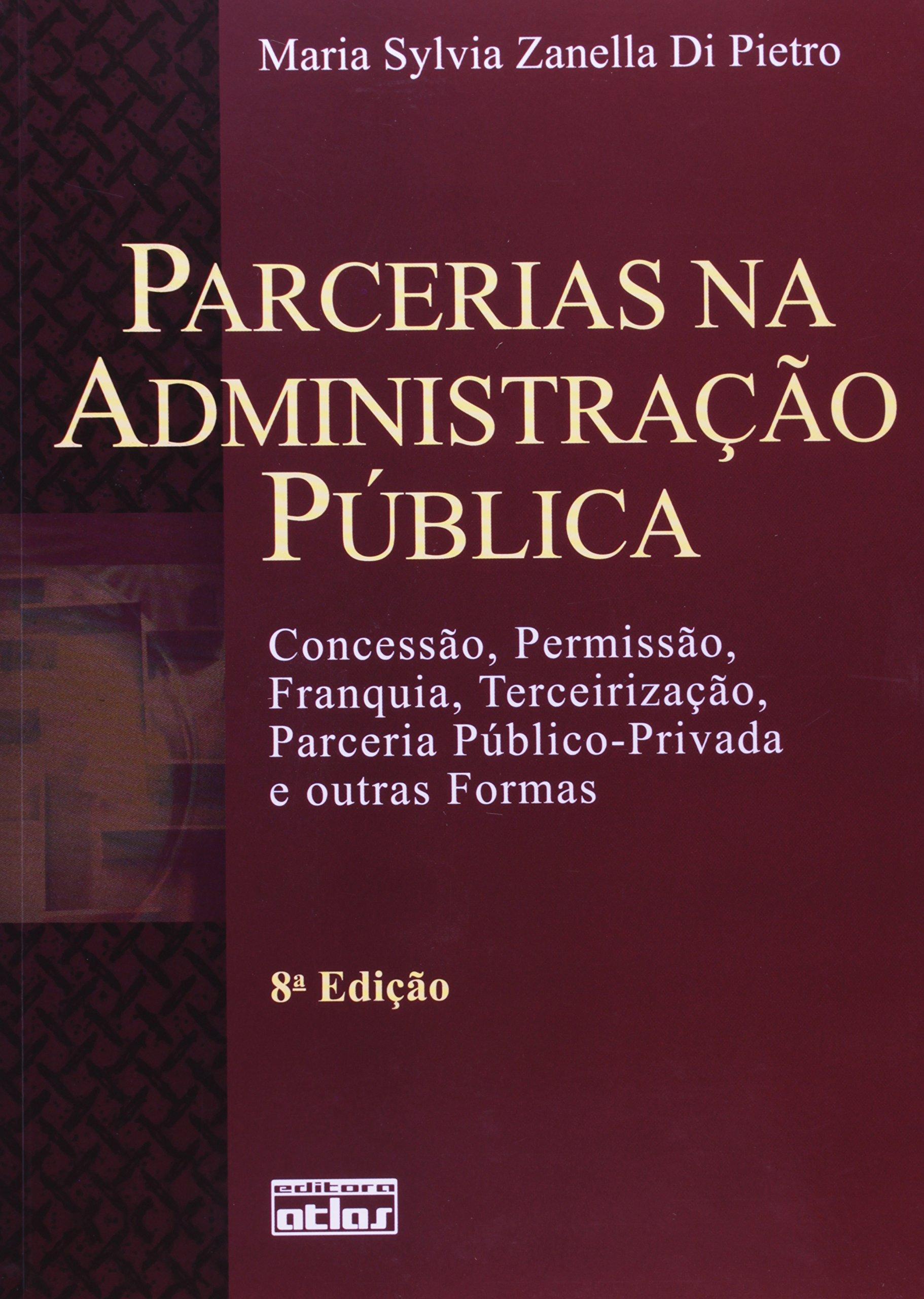 Parcerias Na Administração Pública pdf