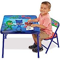 PJ Masks Disney's Jr. Table Set with 1 Chair Activity Table Set