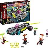 LEGO NINJAGO Ninja Tuner Car 71710 Toy Car Building Kit for Kids, New 2020 (419 Pieces)