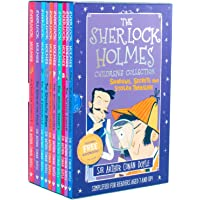 Sherlock Holmes Children's Collection: Shadows, Secrets and Stolen Treasure