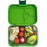 YUMBOX Panino (Avocado Green) Leakproof Bento Lunch Box Container for Kids & Adults; Bento-style lunch box offers Durable, Leak-proof, On-the-go Meal and Snack Packing