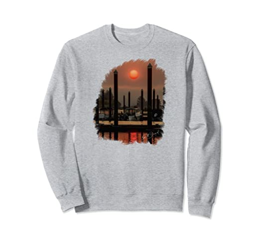 Smokey Sunrise Sweatshirt