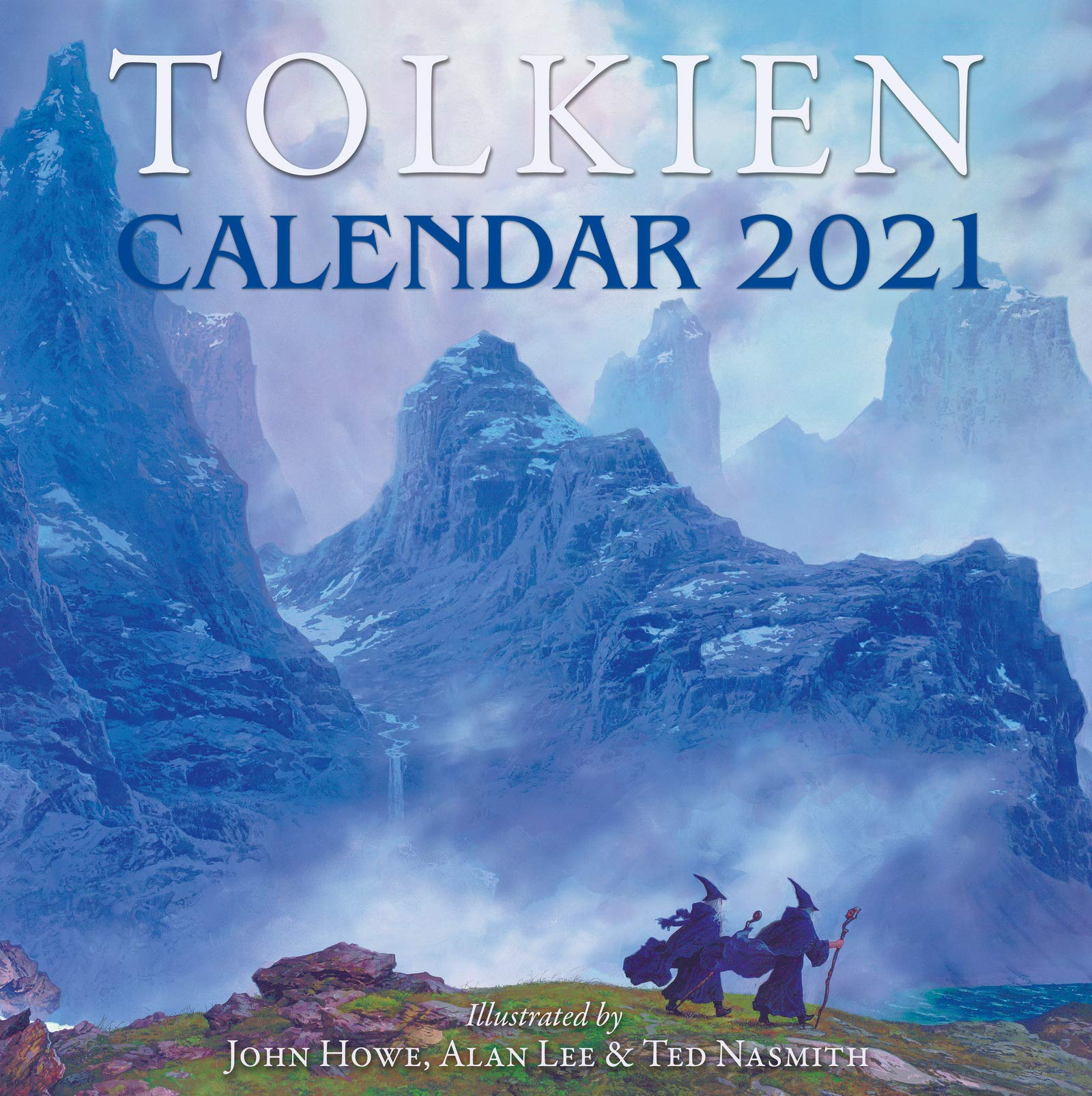 Calendrier Ring 2021 Tolkien Calendar 2021: Tolkien, J. R. R.: 9780063022171: Amazon