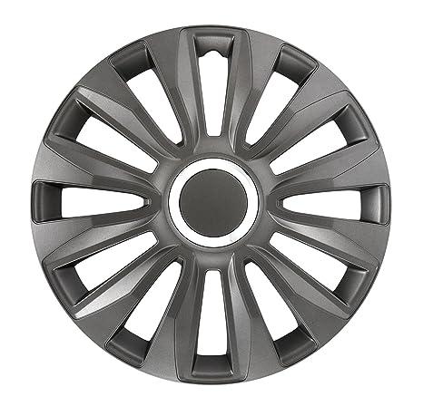 Amazon.com: Lampa 31531 Dark Avalone Pro Set of Hub Caps, 14 Inches: Automotive