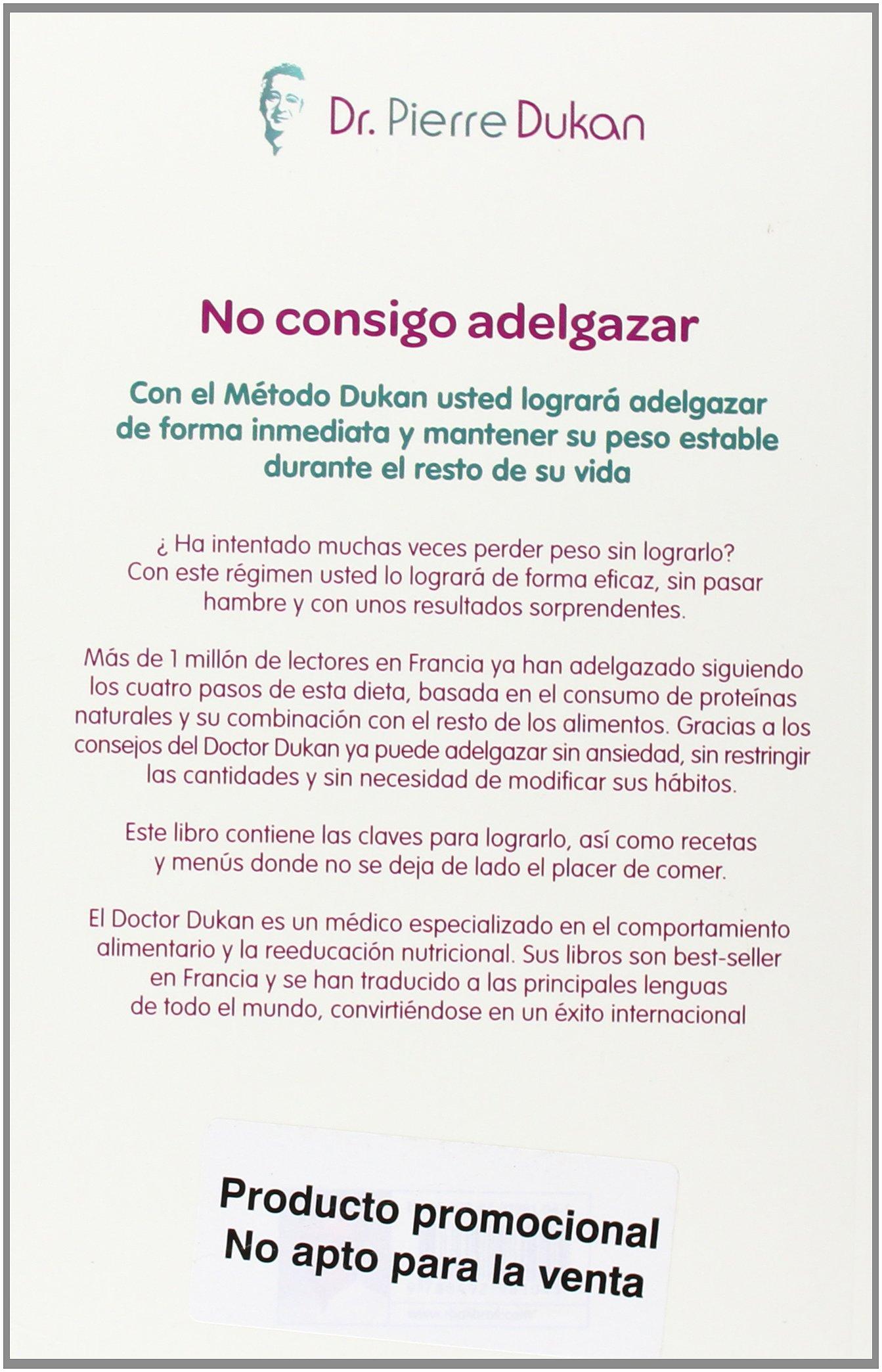 PACK METODO ILUSTRADO + NO CONSIGO ADELGAZAR: 203 OTROS NO ...